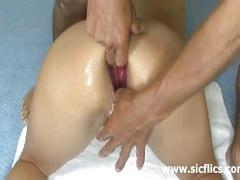 extreme, anal, fistfuck, gaping, fiting, amateur, busty, gape, cunt, fist