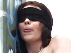 Anal sex in mask