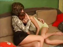 Mother devina and daughter mila get naughty