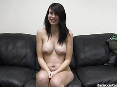 Pregnant chick assfucked