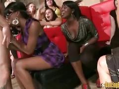 bachelorette,  party,  suck,  stripper,  stagette,  drunk,  group,  orgy,  cfnm,  blowbang