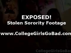 Forced orgasms for group of teen sorority college girls