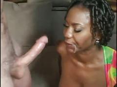 Shae - busty ebony milf