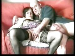 Freaky mature couple