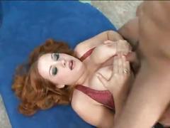 Redhead rebecca big tit patrol