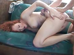 Drunk amateur whores orgy sex in nasty van
