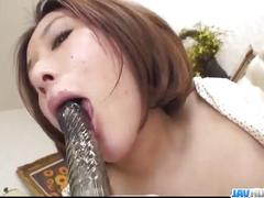 vibrator, squirting, masturbation, toys, pink, toy, hairy, sex, japanese, fingering, pussy, close, stockings, sexy, uniform, stimulation, insertion, asian