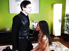 Watch nikki go down on her dominating boyfriend