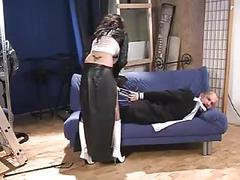 bondage, femdom