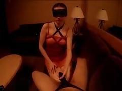 Sexy, dirty wife pleasing me