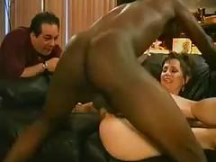 interracial, mature, anal, milf, hardcore, ass-fuck, granny, old, gaping, interacial