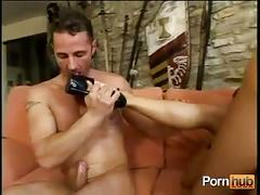 Anal over drive 01 - scene 3 - asses up