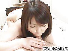 Big tit milf wakana matsushita riding a hard cock