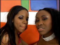 lesbians, black and ebony, brunettes, sex toys, lingerie, matures, tits