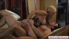 Massive boobs blondie maid jesse jane pussy fucked real hard