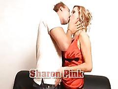 Czech mom sharon pink loves cum