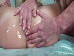 anal, lesbian, ass, squirting, fetish, extreme, asslick, prolapse, prolapsing
