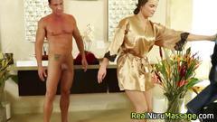 Nuru wam massage fuck