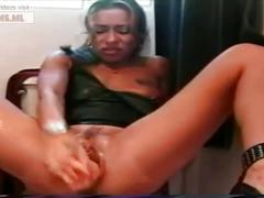 Big sister msturbates, squirts and squirts and squirts with dildo - more videos on 366cams.ml