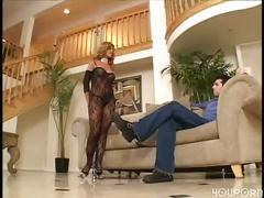 Youporn - seductive blonde is hired