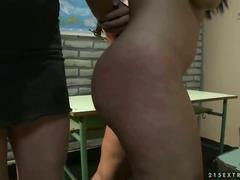 Mistress katy parker punishing sexy brunette