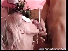 amatoriale,  amateur,  blonde,  italian,  porca,  tettona,  bigtits,  italiana,  moglie,  mask