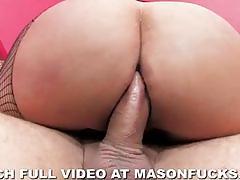 Mason's hard anal fuck