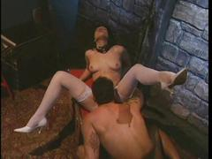 Claudia adkins dungeon sex - part 1