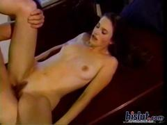 This slut got fucked