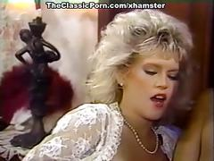 Amber lynn, debra lynn, erica boyer in classic fuck video