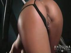 Pornstarplatinum: angelina valentine nun video