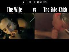 Wife vs sidechick