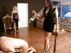 2 hard whipping ladys
