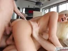 anal, pussy, big, cock, girl, masturbation, penetration, french, double