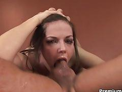 blowjob, bobbi, starr, ass, deepthroat, facial, cumshot