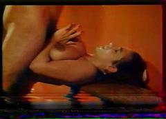 Sex scene from elle mouille entre les cordes (1988) vhs