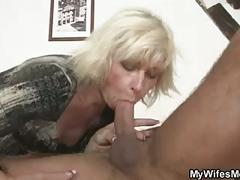 mature, milf, reality, blonde, blowjob, hardcore, mywifesmom.com, mom, mother-in-law, cheating