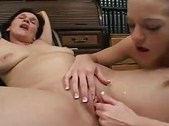 Young girl with old lesbian ... xoo5.com