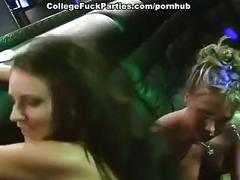 Wild sex party with crazy blow job