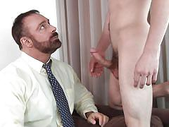 teacher, deep throat, gay handjob, gay blowjob, gay, big dicks at school, men, johnny rapid, brad kalvo