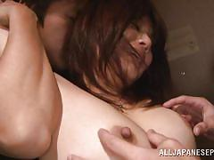 young, threesome, asian, big boobs, fingering, hairy pussy, pussy gaping, nipples sucking, 18 tokyo, all japanese pass, miku aoyama