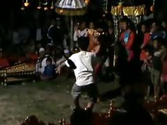Bali ancient erotic sexy dance 7