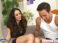 Fine looking ariella ferrera fuck her neighbor