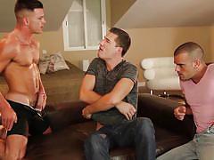 Gay boys play sexy games