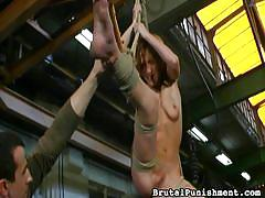 Punished in the warehouse
