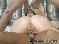 Double anal big boob porn star fucking