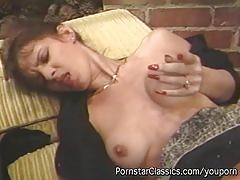 80's porn slut solo