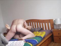 Wife fucked at hidden cam voyeur couple hiddencams cuckold