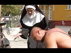 Sister eustoit gets a full service ... xoo5.com