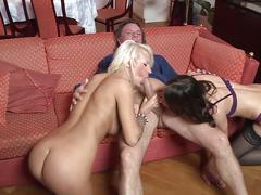 blondes, blowjobs, cumshots, threesomes, tits, hd videos